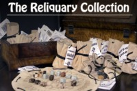 Dice : MINT39 BIBELOT GAMES THE RELIQUARY COLLECTION 00