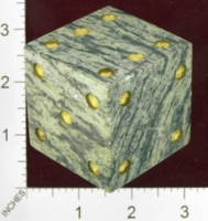 Dice : MINT26 UNKNOWN GREY MARBLE 01