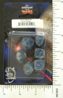 Dice : MINT3 AGENTS OF GAMING EARTH DICE