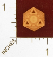 Dice : MINT27 SHAPEWAYS AEGIDIAN COMPANIONABLE D8 01