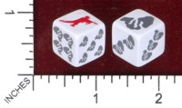 Dice : MINT45 UNKNOWN ZOMBIE