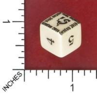 Dice : MINT52 LITTLECLUUS GENCON 2016