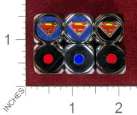 Dice : MINT40 UNKNOWN DC COMICS SUPERMAN 02