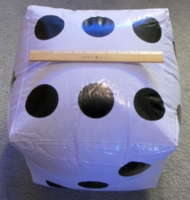 Dice : MINT26 DMSBUY DOT COM INFLATABLE 01