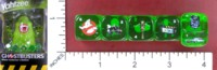 Dice : MINT52 USAOPOLY GHOSTBUSTERS SLIMER EDITION YAHTZEE