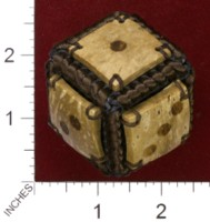 Dice : MINT33 UNKNOWN WOOD 01