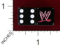 Dice : MINT38 WORLD WRESTILING ENTERTAINMENT WWE