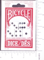 Dice : MINT8 BICYCLE 01