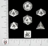 Dice : BRAND Q WORKSHOP CALL OF CTHULHU II 01