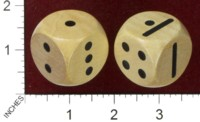 Dice : MINT41 UNKNOWN MAYAN