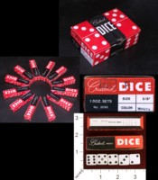 Dice : MINT34 CRISLOID CASE 01