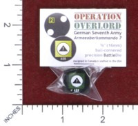 Dice : MINT50 BATTLESCHOOL OPERATION OVERLORD GERMAN 7TH ARMY