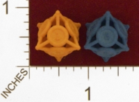 Dice : MINT23 SHAPEWAYS TWISTED IMAGE D8 SPIKES 01