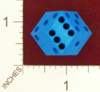 Dice : MINT23 SHAPEWAYS OPRESCO RHOMBIDIE 02