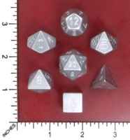 Dice : MINT52 CHESSEX FAUX METAL JACKET 03