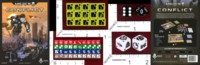 Dice : MINT41 MEGACON GAMES MERCS CONFLICT