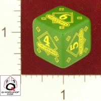 Dice : MINT22 Q WORKSHOP THE DICEMAN 01