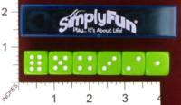 Dice : MINT30 SIMPLYFUN 01