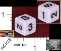 Dice : MINT29 PETER PAN PLAYTHINGS QUICKSAND 01