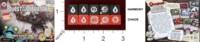 Dice : MINT33 WIZKIDS QUARRIORS QUEST OF THE QLADIATOR SPELLS 01