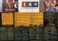 Dice : MINT18 DISNEY PIRATES OF THE CARIBBEAN DVD TREASURE HUNT 01