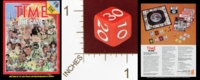 Dice : MINT25 HANSEN TIME THE GAME 01