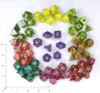 Dice : MINT52 BRYBELLY BAG OF DEVOURING IRIDESCENT