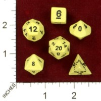Dice : MINT43 CRIT HIT CERAMICS ANCIENT SCROLL