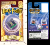 Dice : MINT21 MATTEL HARRY POTTER DICERS SCABBERS