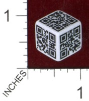 Dice : MINT43 TINDERBOX ENTERTAINMENT DICE EMPIRE SERIES 1 QR-RAZY