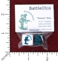 Dice : MINT45 BATTLESCHOOL BATTLEDICE TOMMY DICE 02
