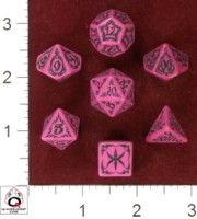 Dice : MINT36 Q WORKSHOP TRIBAL 01