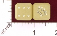 Dice : MINT19 ACE PRECISION CROWN 01