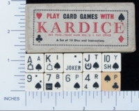 Dice : MINT1 KARDICE 02