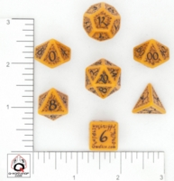 Dice : BRAND Q WORKSHOP ELVEN II 01
