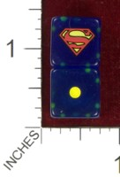Dice : MINT40 UNKNOWN DC COMICS SUPERMAN 01