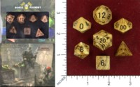 Dice : MINT46 NORSE FOUNDRY JASPER PICTURE
