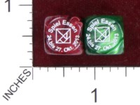 Dice : MINT37 CHESSEX FOR SPEIL 02 FROM MATTHIAS HOSCHEK