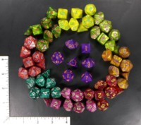 Dice : MINT53 BRYBELLY BAG OF DEVOURING IRIDESCENT RECOLOR