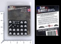 Dice : MINT55 BATTLEFRONT GALE FORCE NINE TEAM YANKEE BRITISH
