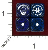 Dice : MINT38 THE ADVENTURERS GUILD CABIN FEVER 2010 2011
