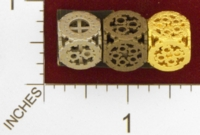 Dice : MINT24 SHAPEWAYS YOUKNOWWHO4EVA STEAMPUNK D6