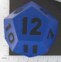 Dice : FOAM D12 MINION GAMES 01