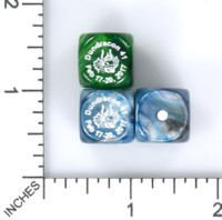 Dice : MINT55 DUNDRACON 41 CHESSEX