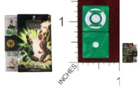 Dice : MINT39 WIZKIDS HEROCLIX WAR OF LIGHT GREEN LANTERN