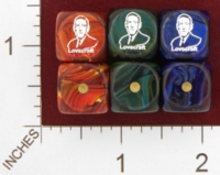 Dice : MINT27 CHESSEX CUSTOM FOR RACERSKA LOVECRAFT 01