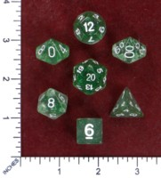 Dice : MINT50 UNKNOWN CHINESE GLITTER 04