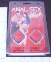 Dice : SEX2 PIPE DREAM 01 ANAL SEX DICE