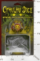Dice : MINT26 STEVE JACKSON GAMES CTHULHU DICE 01
