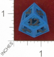 Dice : MINT25 SHAPEWAYS FRIZ ODDODEC 01